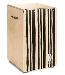 Schlagwerk Cajon CP560ST Zebra Soft Touch
