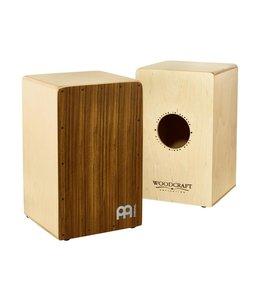 Meinl WCAJ300NT-OV Birch Woodcraft Snare Cajon with Ovangkol Frontplat