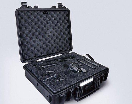 Lewitt DTP BEAT KIT PRO 7 Drum-Mikrofon-Set
