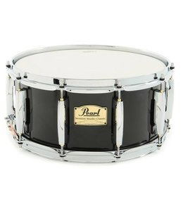 "Pearl SSC-1455S / C103 14x5.5 ""Session Studio Classic Snare Drum, schwarz"
