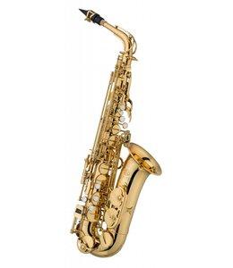 Jupiter JAS500Q Eb-altsaxofoon, Goudlak