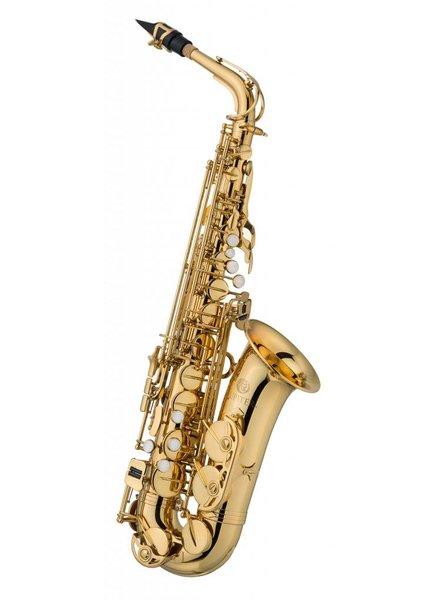 Jupiter AS500Q Eb-altsaxofoon, Goudlak
