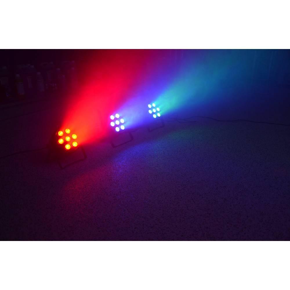 Beamz FlatPAR 7x 18W 6-in-1 LED 151.279 demo model