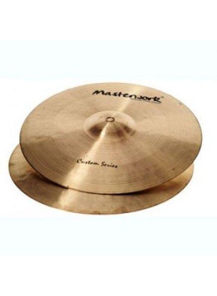 Masterwork custom series hihat hi-hat 14 Rock