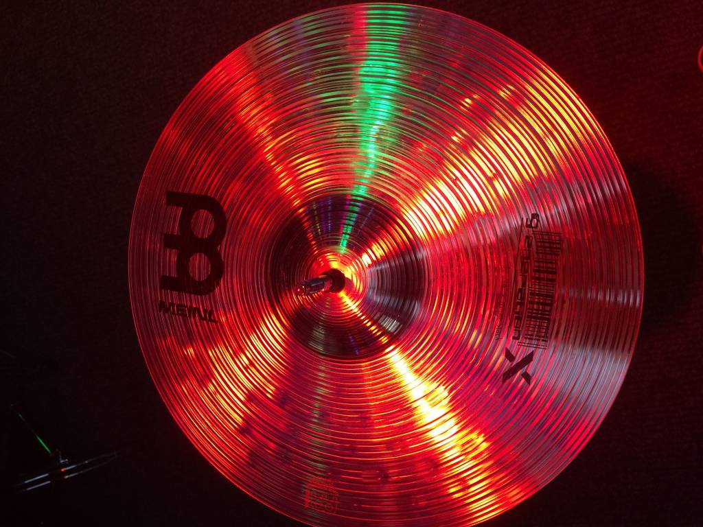 Meinl Generation X 12-14 trash stack with 2 jingles B-stock
