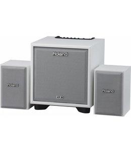 Roland CM-110 CUBE 2.1 Monitor System - White B-Stock