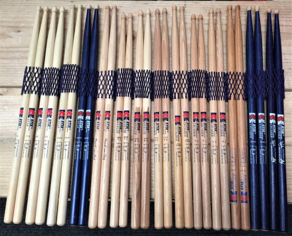 Ice Stix Merlin 7A drumsticks
