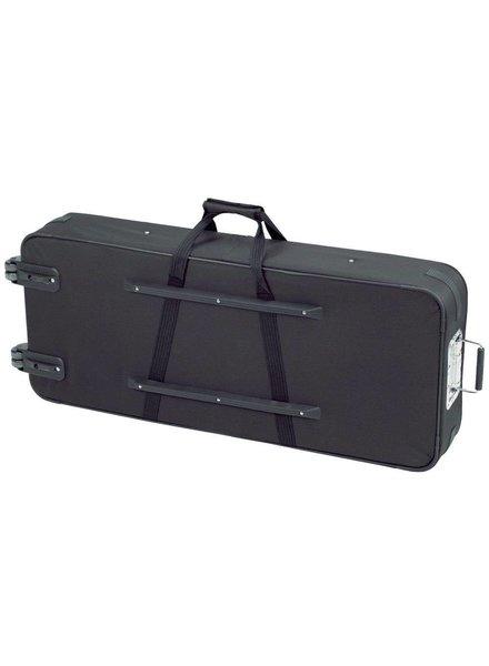 Gewa Pure Keyboard gigbag tas met wielen