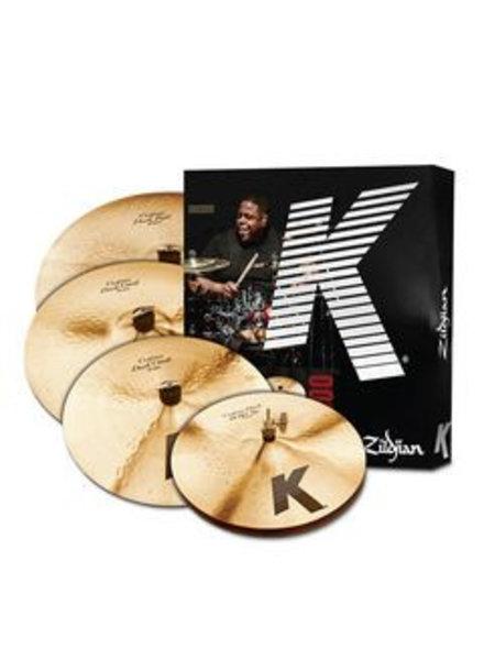 Zildjian K Custom Dunkel ZIKCD900 Box-Set