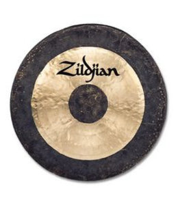 "Zildjian ZIP0499 Gong, Hand Hammered, 26"", traditional"