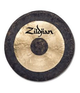"Zildjian ZIP0502 Gong, Hand Hammered, 40"", traditional"