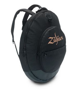"""Zildjian 22"""" Gig-bekkentas zwart, met rugzakriemen ZITGIG"""