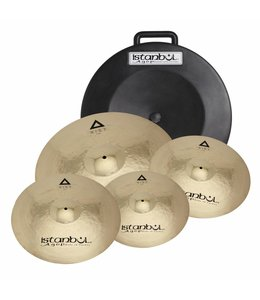 Istanbul Agop Agop Xist Power Cymbal Set Pro IXPWS4