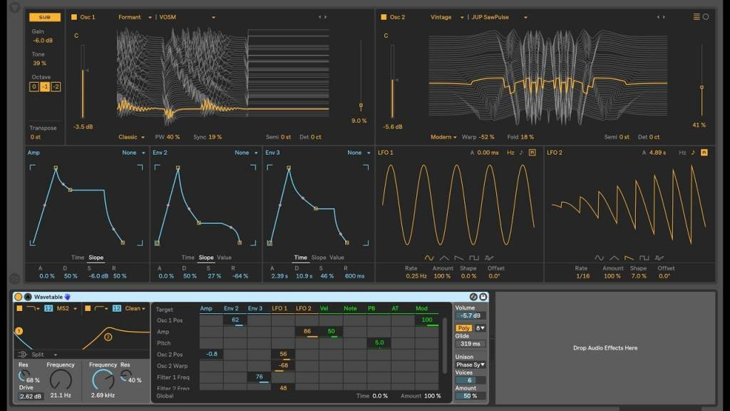 Ableton LIVE 10 SUITE download 88171