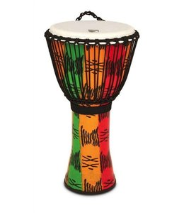 Toca TF2DJ-12S Freestyle II Rope Tuned djembe, Spirit 12 inch