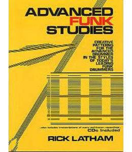 de Haske Advanced Funk studies - boek
