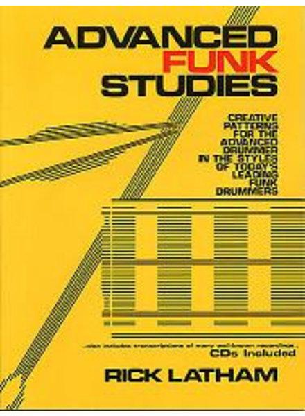 de Haske Advanced Funk studies - boek