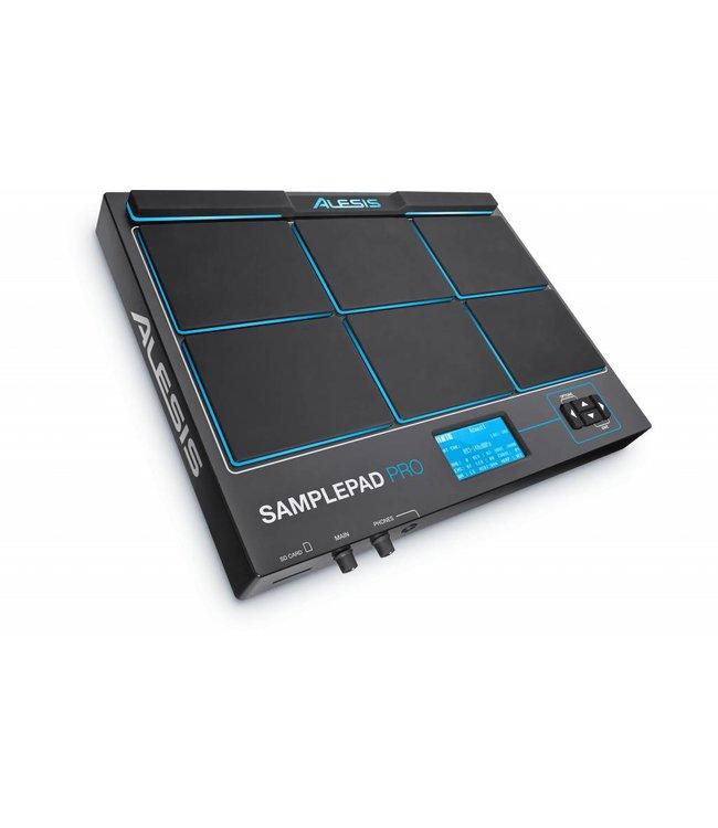 Alesis SAMPLEPAD PRO 8-Pad Percussion und Sample-Triggering Instrument