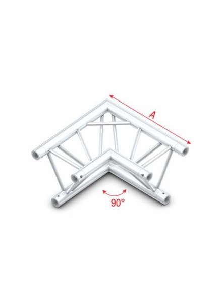 Showtec FT30003 Corner 90 ° Pro-30 Triangle F Truss