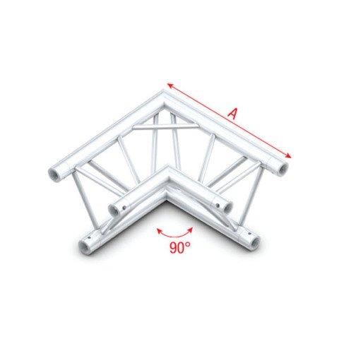 Showtec FT30003 Ecke 90 ° Pro-30 Dreieck F Truss
