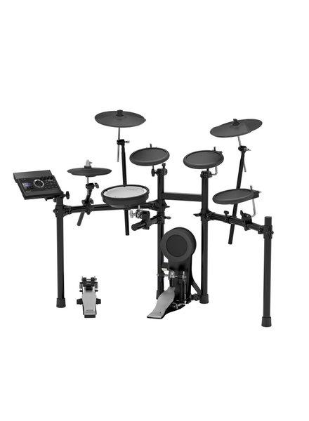 Roland TD-17K-L V-Drums Set inkl. Pearl Drum Hocker & Bass Drum Pedal