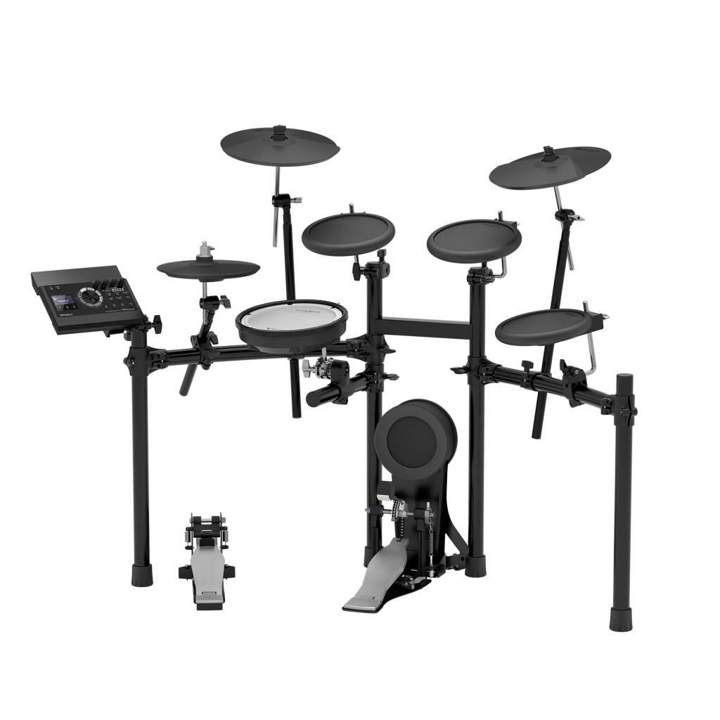 Roland TD-17K-L V-Drums Kit incl. Pearl drum stool & bass drum pedal