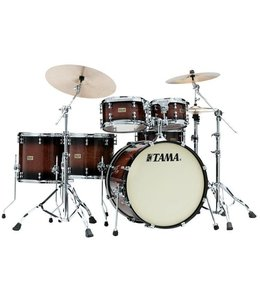 Tama LKP52HTS-GKP SLP Dynamic Kapur 5-piece shell set drumset