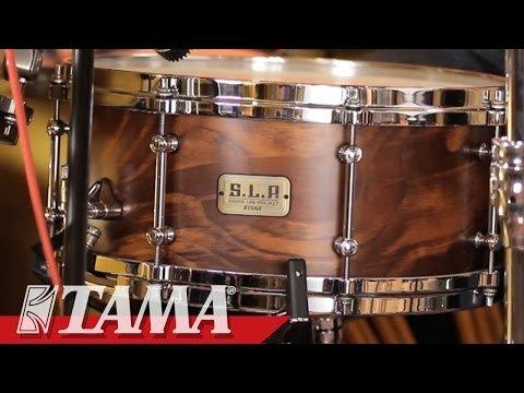 """Tama LSP146-WSS S.L.P. Fat Spruce 14x6"""" snaredrum"""