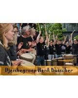 Busscherdrums djembe917F2-Fam2 Djem Gruppe HB Kurs Erwachsene Familie-2 Personen