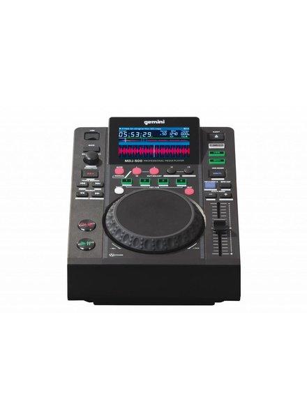 Gemini MDJ-500 tablet on USB media player