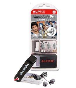 Alpine MusicSafe Pro white gehoorbescherming