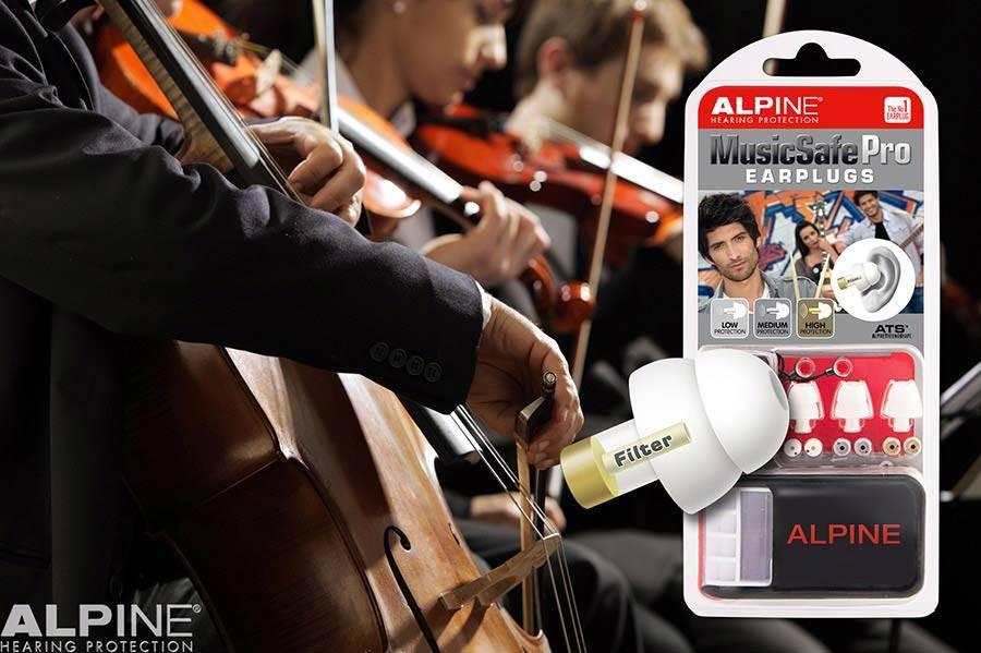 Alpine MusicSafe Pro weiß ALP-MSP / WH