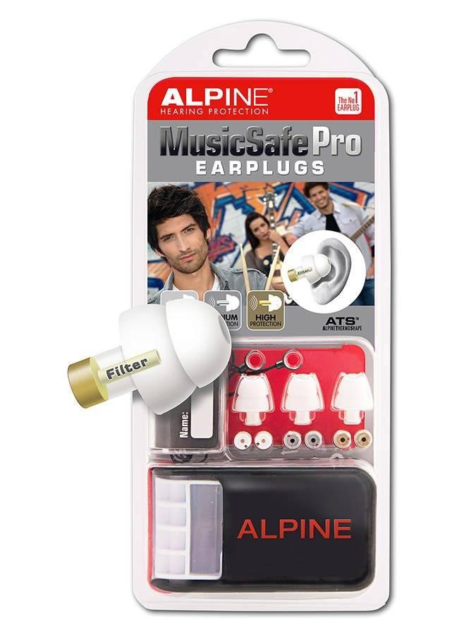 Alpine  MusicSafe Pro white ALP-MSP/WH