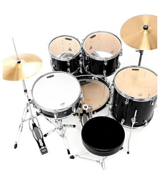 Mapex `Tornado TND5044TC drum kit complete