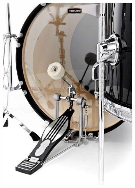 Mapex `Tornado TND5044TC Schlagzeug komplett