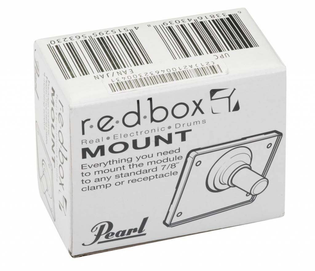 Pearl   RDMM module mounting bracket Red Box