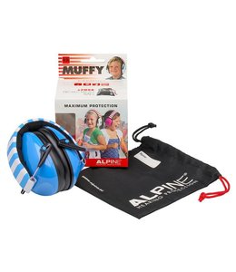 Alpine Muffy earmuffs for children blue ALP-MUF / BU