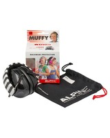 Alpine Muffy oorkappen voor kinderen zwart  ALP-MUF/BK