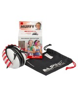 Alpine Muffy  Kids wit oorkappen