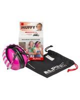 Alpine Muffy oorkappen voor kinderen rose  ALP-MUF/PK