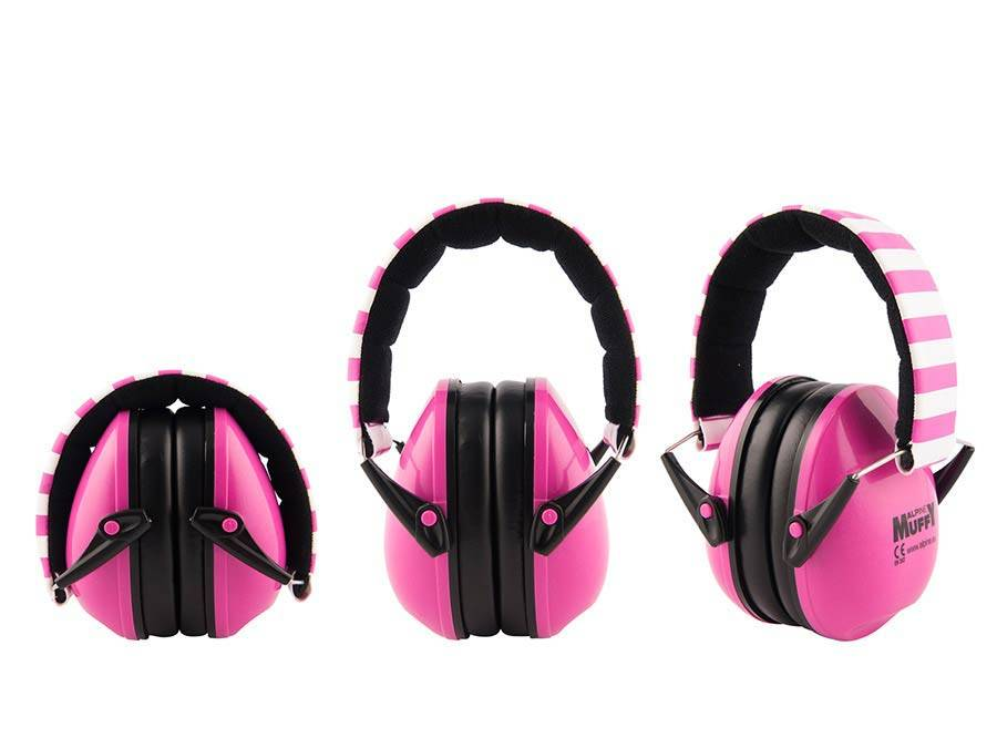 Alpine Muffy earmuffs for children rose ALP-MUF / PK