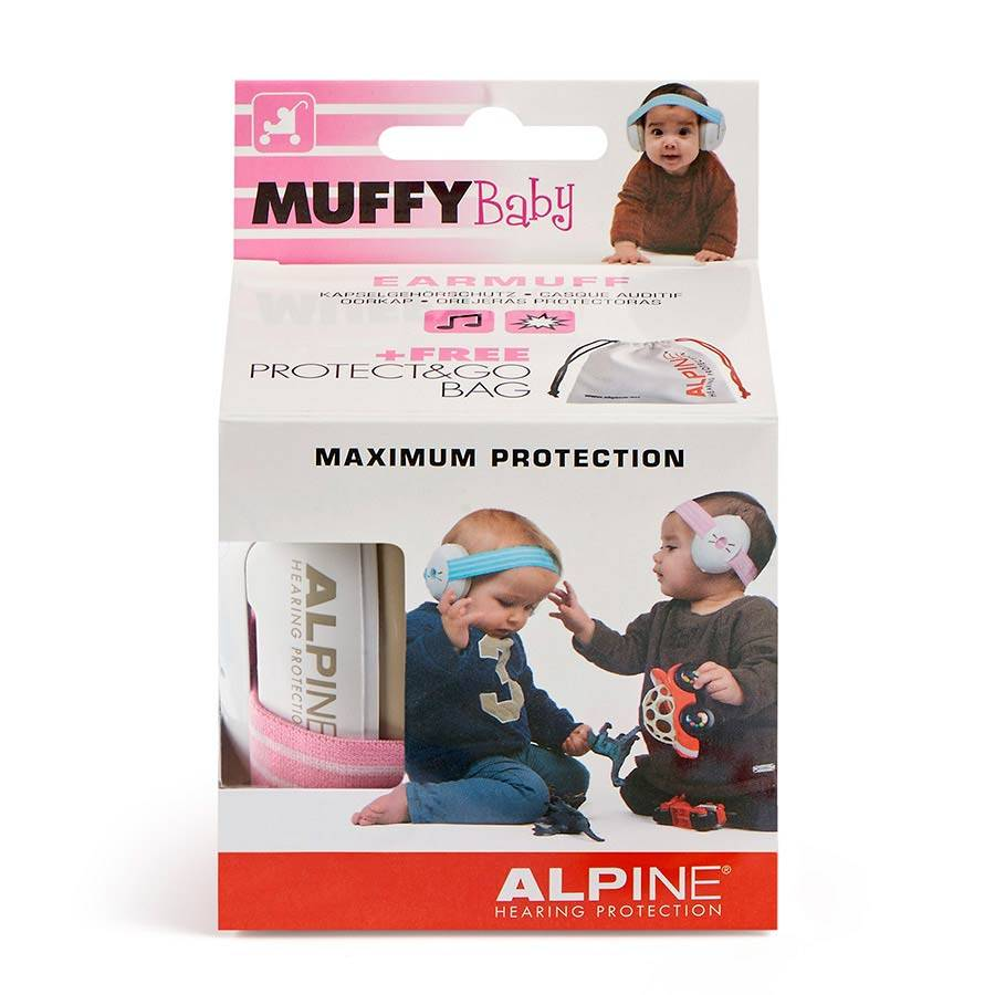 Alpine Muffy Baby Blau