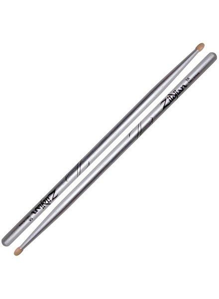 Zildjian Z5ACS  5A Chroma Silver Drumsticks