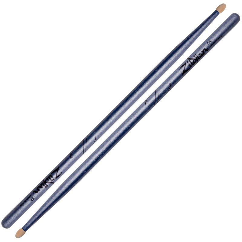 Zildjian Z5ACBU  5A Chroma Blue Drumsticks