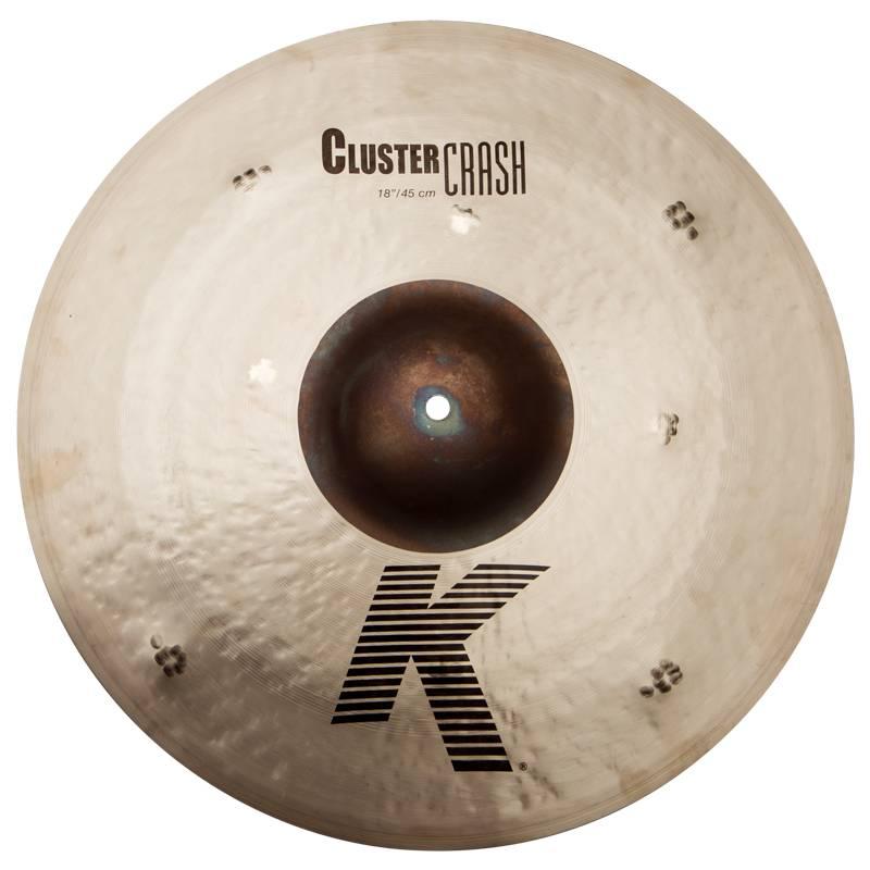 Zildjian K0933 K cluster crash 18 inch