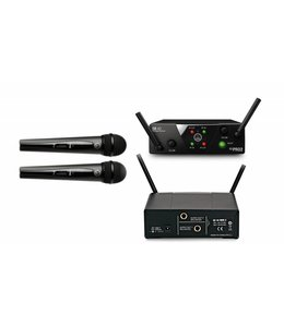 AKG WMS40 Pro Mini 2 Wireless Vocal Set 2 microfoons