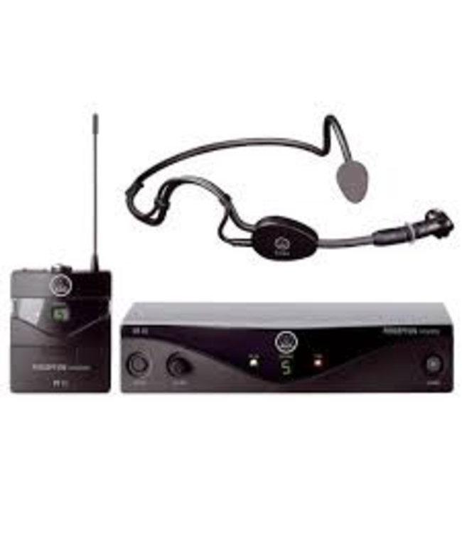 AKG AKG WMS45 Perception Wireless Sports Set (Band D, 863.100 - 864.900 MHz)