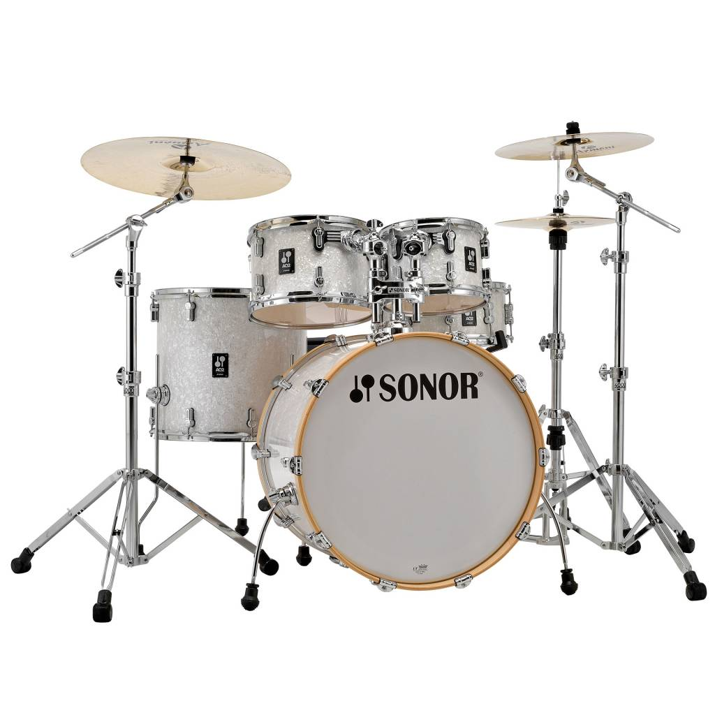 Sonor AQ2 Stage Set WHP