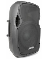 "Vonyx AP1200ABT MP3 Hi-End Actieve Speaker 12"" 170.345"