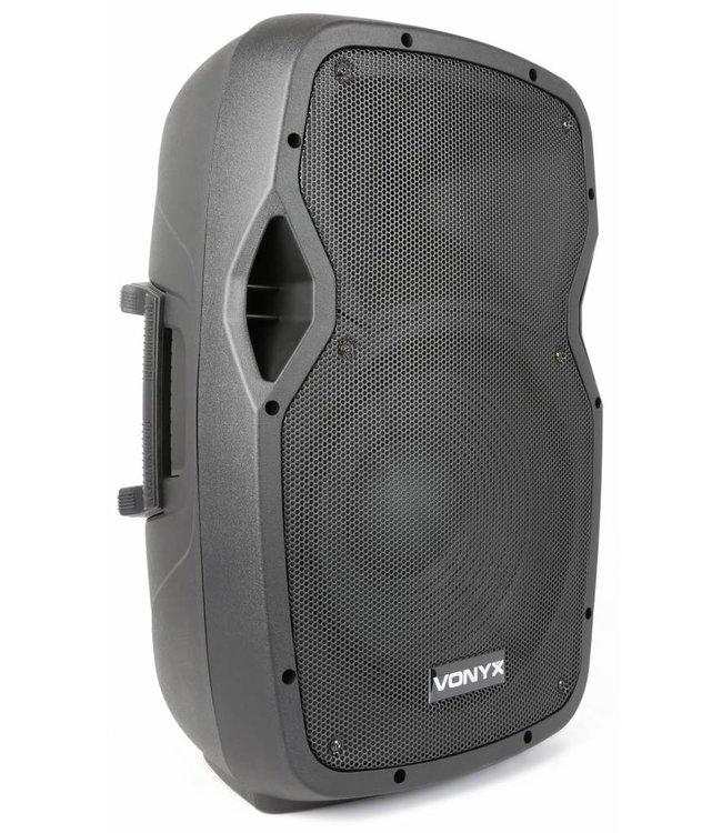 "Vonyx AP1200ABT MP3 Hi-End Actieve Speaker 12"" 170.345"